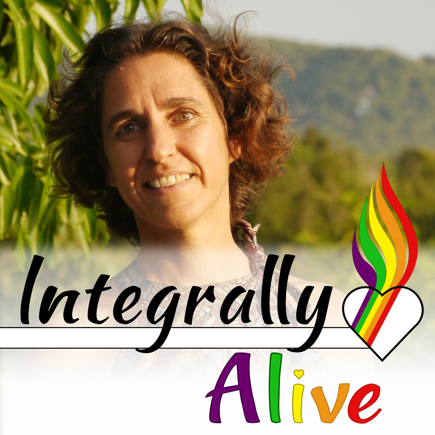 Integrally Alive Podcast – Integrally Alive